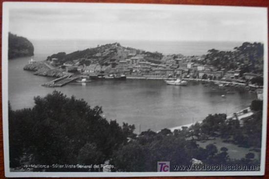 POSTAL MALLORCA - SOLLER (Postales - España - Baleares Antigua (hasta 1939))