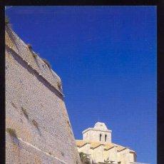 Postales: EIVISSA - IBIZA / VISTAS DE LAS MURALLAS - ES SOTO FOSC -. Lote 17098795