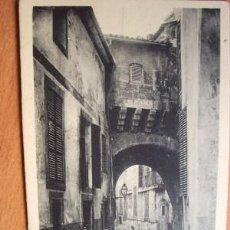 Postales: PALMA DE MALLORCA - CALLE DE LA ALMUDAINA - GRAFOS. MADRID. Lote 23220413
