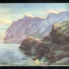 Postales: TARJETA POSTAL PALMA DE MALLORCA 'POLLENSA'.- CALA DE SAN VICENTE. Lote 5200444