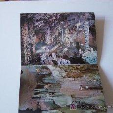 Postales: NUEVE POSTALES DE LA CUEVA DE ARTA (MALLORCA) - ENVIO GRATIS. Lote 5831676