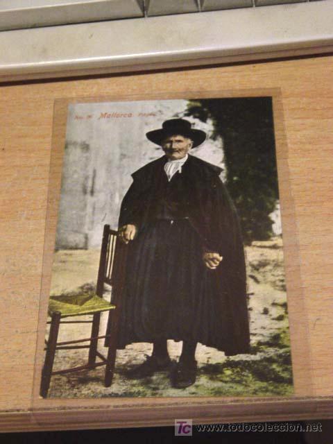 MALLORCA. Nº 90. PAYES. AM. SIN CIRCULAR. (Postales - España - Baleares Antigua (hasta 1939))