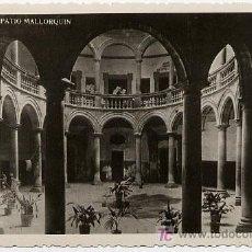 Postales: MALLORCA, PATIO MALLORQUIN, P15933. Lote 6062946