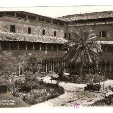 Postales: TARJETA POSTAL DE PALMA DE MALLORCA. Nº 151. PATIO DE SAN FRANCISCO. . Lote 6465991