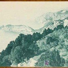 Postales: ANTIGUA POSTAL DE PALMA DE MALLORCA - MIRAMAR - SERIE TRUYOL - ED. HUECOGRABADO MUMBRU - NO CIRCULAD. Lote 6491811