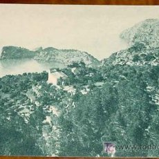 Postales: ANTIGUA POSTAL DE PALMA DE MALLORCA - MIRAMAR - SERIE TRUYOL - ED. HUECOGRABADO MUMBRU - NO CIRCULAD. Lote 6491812