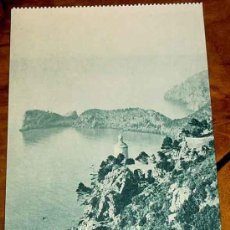 Postales: ANTIGUA POSTAL DE PALMA DE MALLORCA - MIRAMAR - SERIE TRUYOL - ED. HUECOGRABADO MUMBRU - NO CIRCULAD. Lote 6491817