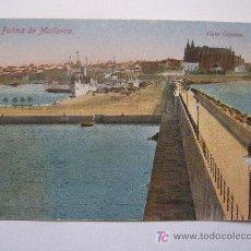 Postales: PALMA DE MALLORCA - VISTA GENERAL - SIN CIRCULAR. Lote 6740777