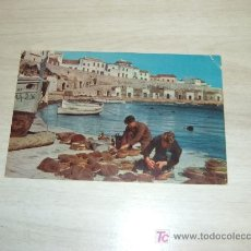 Postales: MENORCA VILLACARLOS,CALAFONS 1959,EDIT DOLFO MAHON. Lote 8815814