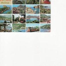 Postales: VALLEDEMOSSA.DEIA Y SOLLER. ICARIO FOTO-CINE. Lote 7747892