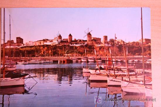 POSTAL ANTIGUA DE MALLORCA. PALMA (Postales - España - Baleares Moderna (desde 1.940))