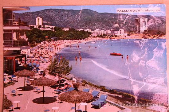 POSTAL ANTIGUA DE MALLORCA. PALMANOVA (Postales - España - Baleares Moderna (desde 1.940))