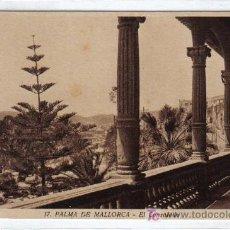 Postales: 17 PALMA DE MALLORCA EL CONSULADO HUECOGRABADO MUMBRÚ. Lote 26809523