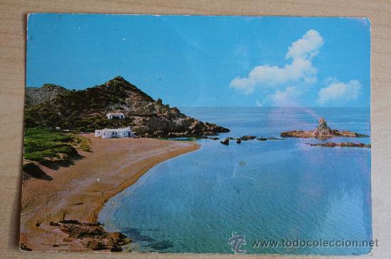 POSTAL ANTIGUA DE MENORCA. PREGONDA. (Postales - España - Baleares Moderna (desde 1.940))