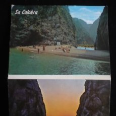 Postales: 10 POSTALES ACORDEON MALLORCA SA CALOBRA. SIN CIRCULAR. . Lote 11283275