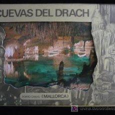 Postales: MALLORCA. CUEVAS DEL DRACH. PORTO CRISTO. EN ESTUCHE ACORDEON. 10 POSTALES.. Lote 11283276