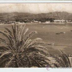 Cartes Postales: IBIZA - BALEARES - BAHÍA DE SAN ANTONIO 1960. Lote 9483475