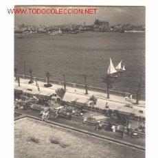 Postales: POSTAL DE PALMA DE MALLORCA. LA BAHIA... Lote 1029593