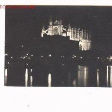 Postales: POSTAL DE MALLORCA. LA CATEDRAL.. Lote 1029612