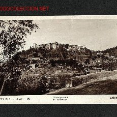 Postales: POSTAL DE DEIA (MALLORCA, BALEARS): VISTA PARCIAL (GUILERA, NUM.60). Lote 1176639