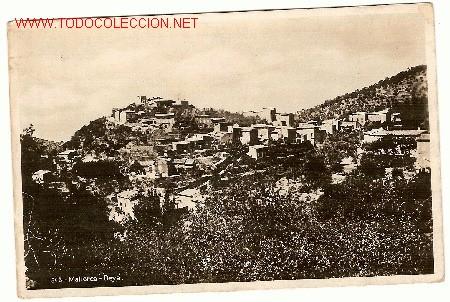 346. MALLORCA DEYA (Postales - España - Baleares Moderna (desde 1.940))