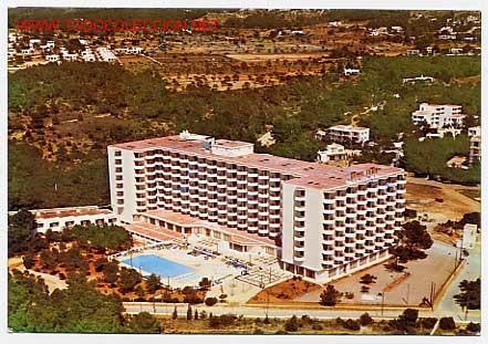 Hotel Tanit Cala Gracio San Antonio Ibiza F Buy Postcards From The Balearic Islands At Todocoleccion 11595774