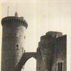 Postales: CASTILLO DE BELLVER, TORRE DEL HOMENAJE - PALMA DE MALLORCA. Lote 9862791