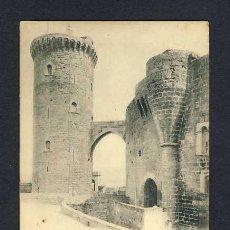 Postales: POSTAL DE PALMA DE MALLORCA (ILLES BALEARS): CASTELL DE BELLVER, TORRE DE L' HOMENATGE (ED.TOUS). Lote 10223741