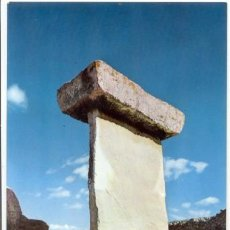 Postales: TARJETA POSTAL DE LA ISLA DE MENORCA TAULA DE TREPUCÓ COLECCION EDICCIONES DOLFO Nº 905 . Lote 10398529