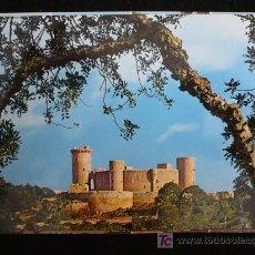 Postales: PALMA DE MALLORCA. CIRCULADA CASTILLO BELVER. Lote 10510246