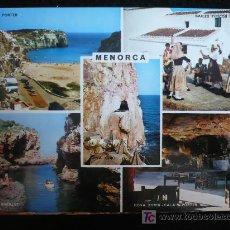 Postales: MENORCA. SIN CIRCULAR. Lote 10510278