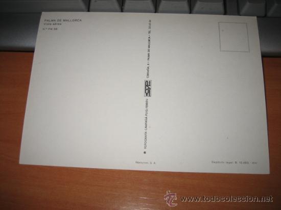 Postales: PALMA DE MALLORCA - Foto 2 - 10562471