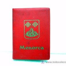 Postales: BONITO ACORDEON CON 18 POSTALES DE MENORCA SEGÚN FOTOS. Lote 27128112