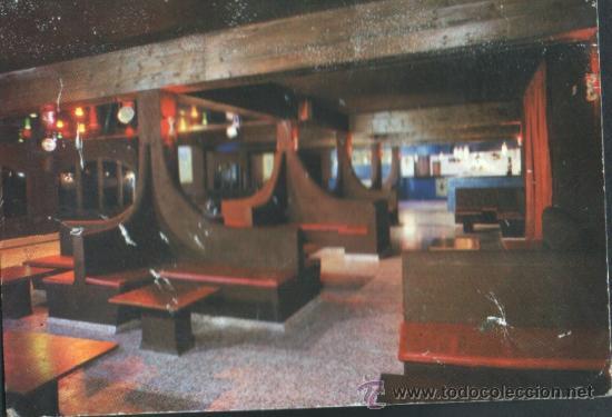 TARJETA POSTAL: GALA NIGHT. BARBACOA SAN ANTONIO. CARRETERA IBIZA - SAN ANTONIO. SIN CIRCULAR. 1975. (Postales - España - Baleares Moderna (desde 1.940))
