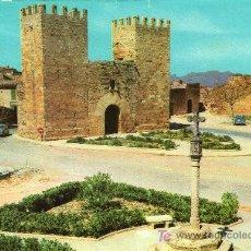 Postales: POSTAL PUERTA DE XARA.ALCUDIA(MALLORCA). Lote 11215988