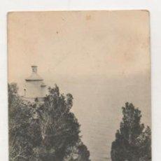 Postales: VALLDEMOSA. POSESIÓN DEL ARCHIDUQUE. CAPILLA DE RAIMUNDO LULIO EN MIRAMAR. (FOT. LACOSTE). . Lote 93658192