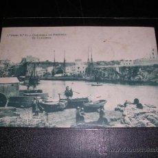 Postales: 1 SERIE N.11 - CIUDADELA DE MENORCA , EL VARADERO , COL. IDEAL, CIUDADELA. Lote 11618686