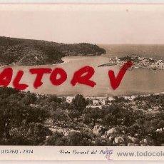 Postales: ANTIGUA POSTAL MALLORCA SOLLER 7824 VISTA GENERAL DEL PUERTO FOTO ZERKOWITH ESCRITA 1951. Lote 11781576
