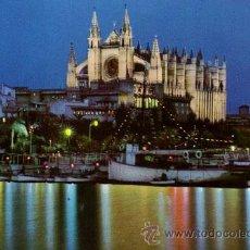Postales: Nº 1484 POSTAL MALLORCA PALMA BARCO. Lote 11812186