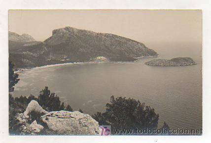 FORMENTOR. POLLENSA. MALLORCA. (COLECCIÓN BESTARD). (POSTAL FOTOGRÁFICA). (Postales - España - Baleares Antigua (hasta 1939))