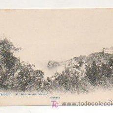 Postales: VALLDEMOSA. (POSESIÓN DEL ARCHIDUQUE). MIRAMAR. (FOT. LACOSTE). REVERSO SIN DIVIDIR. . Lote 11969186