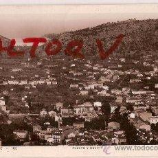 Postales: ANTIGUA POSTAL SOLLER 105 PUERTO Y HUERTA FOTO L ROISIN. Lote 12010027