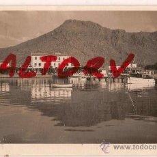 Postales: ANTIGUA POSTAL MALLORCA POLLENSA ESCRITA 1950 . Lote 12075177
