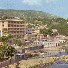 Postales: Nº 5424 POSTAL MALLORCA PALMA HOTEL BRISTOL SAN AGUSTIN. Lote 12116943