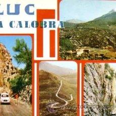Postales: Nº 5899 POSTAL LLUC CALOBRA MALLORCA. Lote 12320565