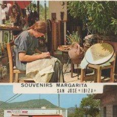 Postales: TARJETA POSTAL DE SAN JOSE IBIZA ISLAS BALEARES. Lote 12390883