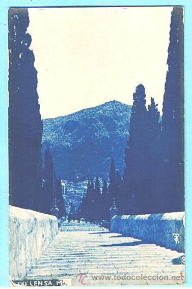 MALLORCA. POLLENSA. SERIE TRUYOL. POSTAL FOTOGRAFICA. (Postales - España - Baleares Antigua (hasta 1939))