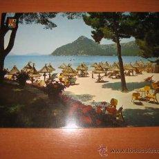 Postales: Nº 2095.MALLORCA .FORMENTOR DETALLE DE LA PLAYA.-A.SUBIRATS. Lote 12527701