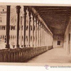 Postales: ANTIGUA POSTAL MALLORCA CLAUSTRO DE SAN FRANCISCO UNO DE LOS CORREDORES HAUSER Y MENET. Lote 14450229