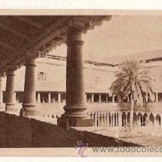 Postales: ANTIGUA POSTAL MALLORCA CLAUSTRO DE SAN FRANCISCO VISTA PARCIAL HAUSER Y MENET. Lote 13817377